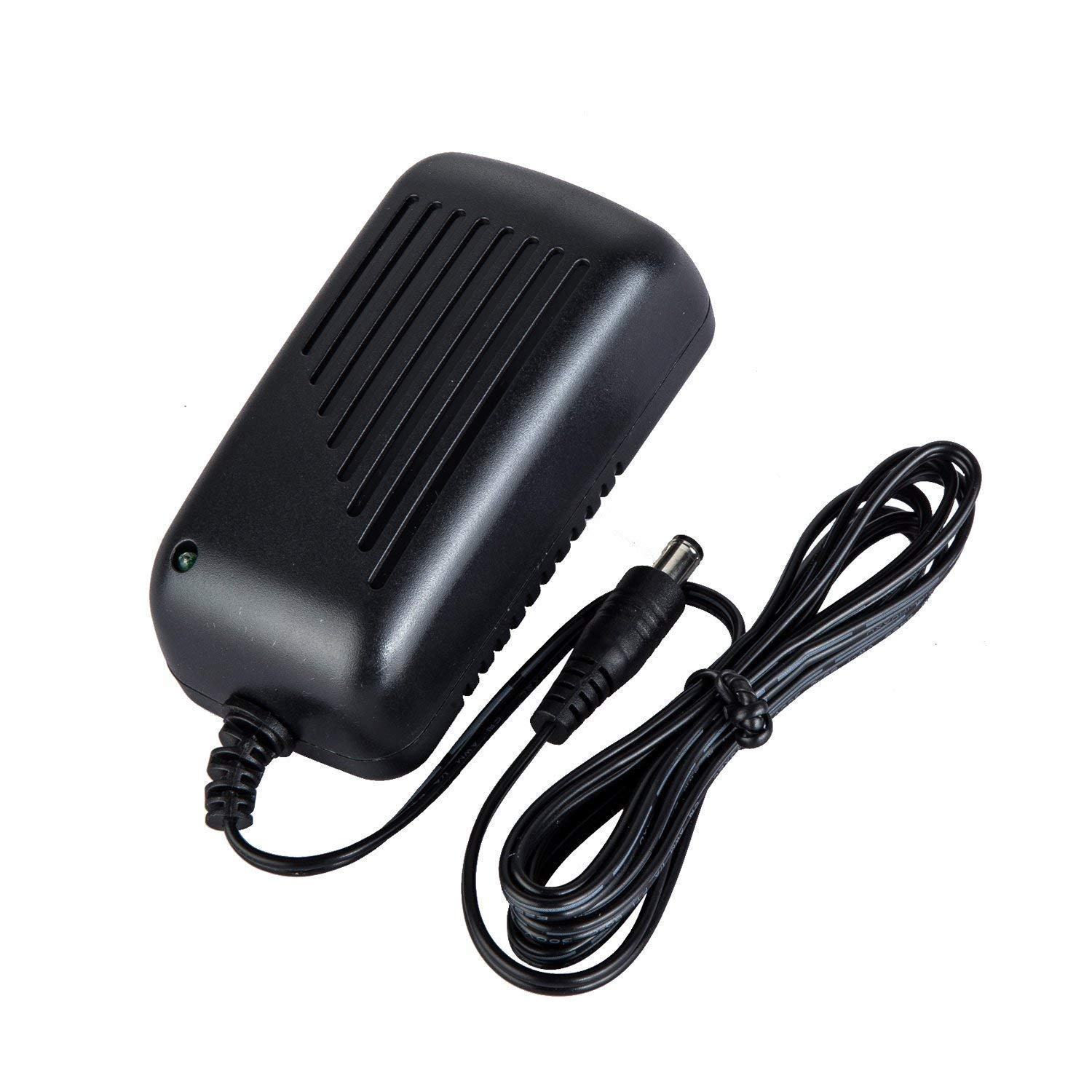 CANAVIS 12V 2A Power Supply Adapter, Camera DC Power Adapter for Security CCTV Camera System NVR DVR