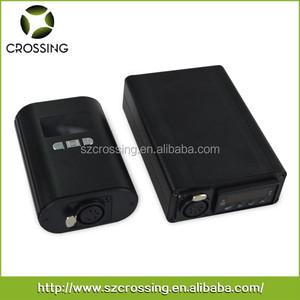 Crossing best digital temperature controller box wax vaporizer dab rig e nail