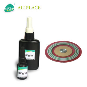 Adhesive UV Glue for Glass to Metal