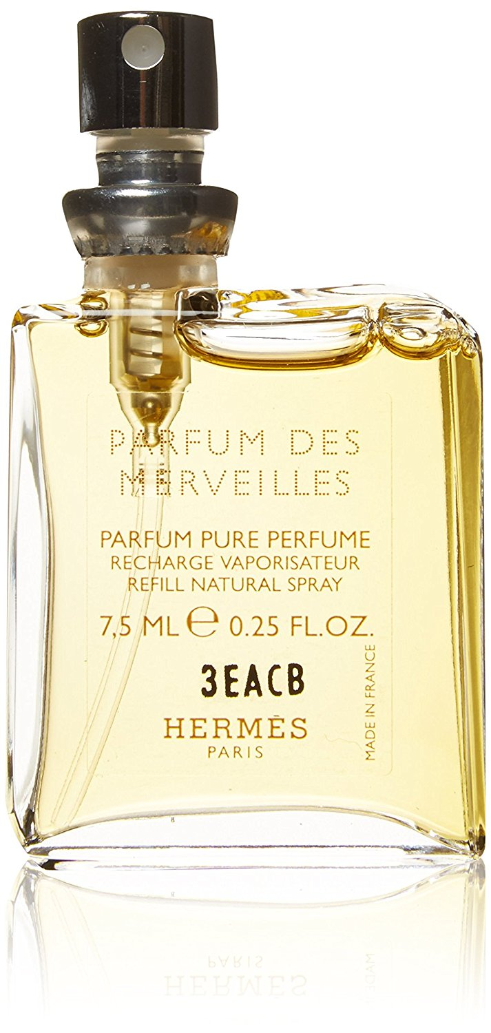 Cheap Hermes Perfume Find Deals On Line At Alibabacom Voyage D Unisex Edp 100ml Get Quotations Parfum Des Merveilles Pure Refill For Jewel Lock