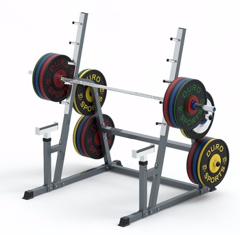 2018 Home gyms Squat stand Bench Combo Rack
