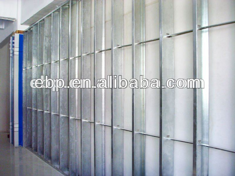 steel frame Metal Deck