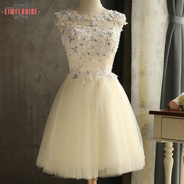 Eco-friendly Oem Short Ball Gown Prom Dresses - Buy Short Prom ...