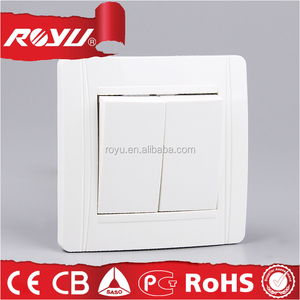 N-L4K European CE approval 4gang big button modular electrical switch