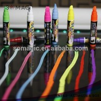 Magic Windows art maker pen with EN71-3 and ASTM4236 for led writing board