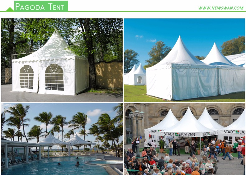 Chinese Pagoda Tents for Sale / Outdoor Tents