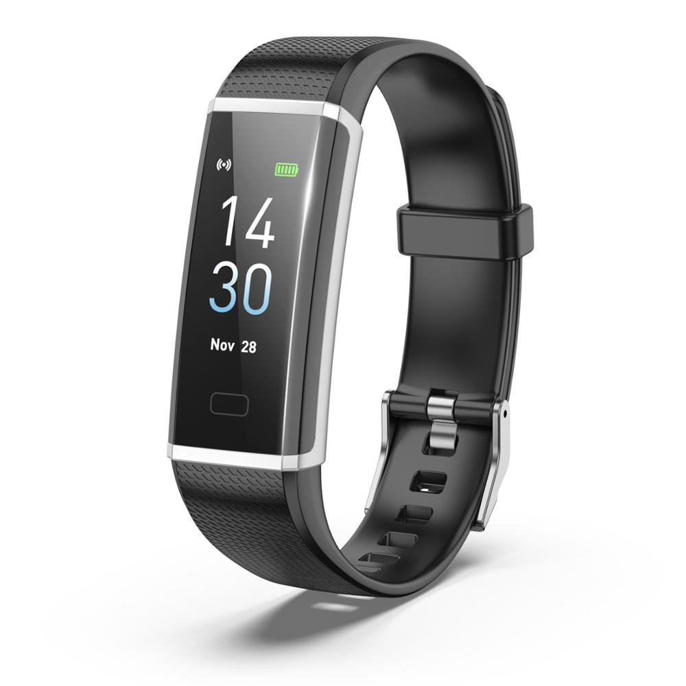 Factory direct sales Y3 color screen Heart Rate Monitor Fitness Track Bracelet for IOS and Android bracelet