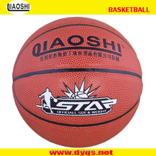 Cheap price PVC material official size basketball