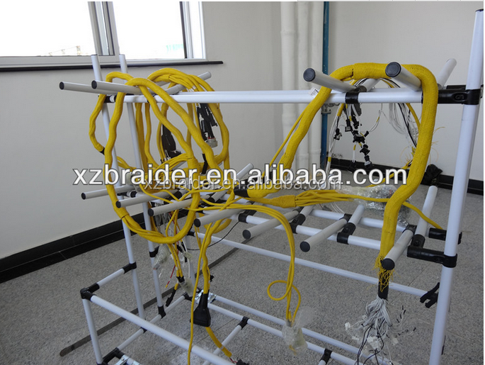 32 carriers wire harness braiding machine 32 carriers wire harness rh alibaba com Machine Engine Harness 256 Horizontal Carrier Braiding Machine
