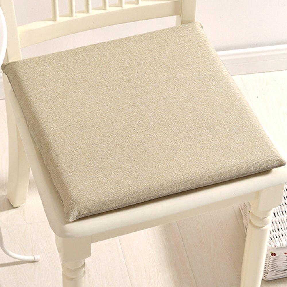 buy oneyongs decorative memory foam soft seat cushion square chair
