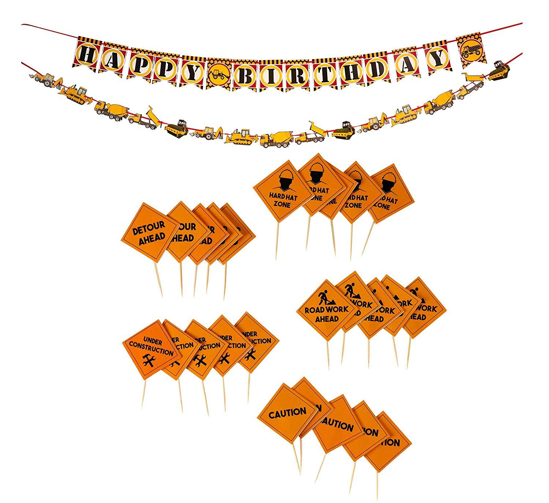 Buy Construction Tonka Trucks Happy Birthday Greeting Card in Cheap ...