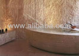 Vasca Da Bagno Pietra : Travertino bagno vasca da bagno in pietra naturale buy pietra