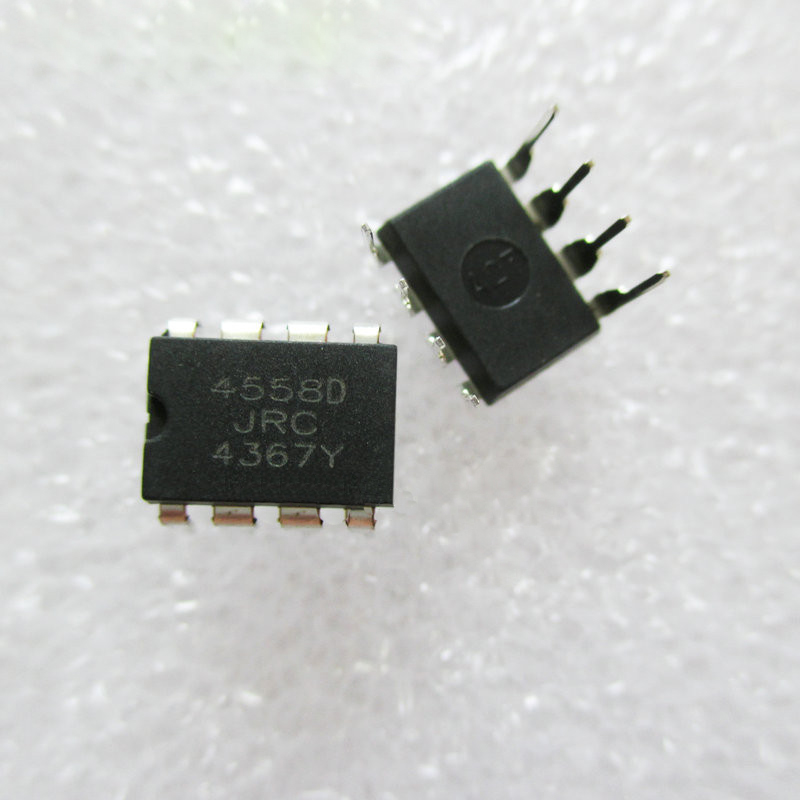 China 4558 Ic Chips, China 4558 Ic Chips Manufacturers and