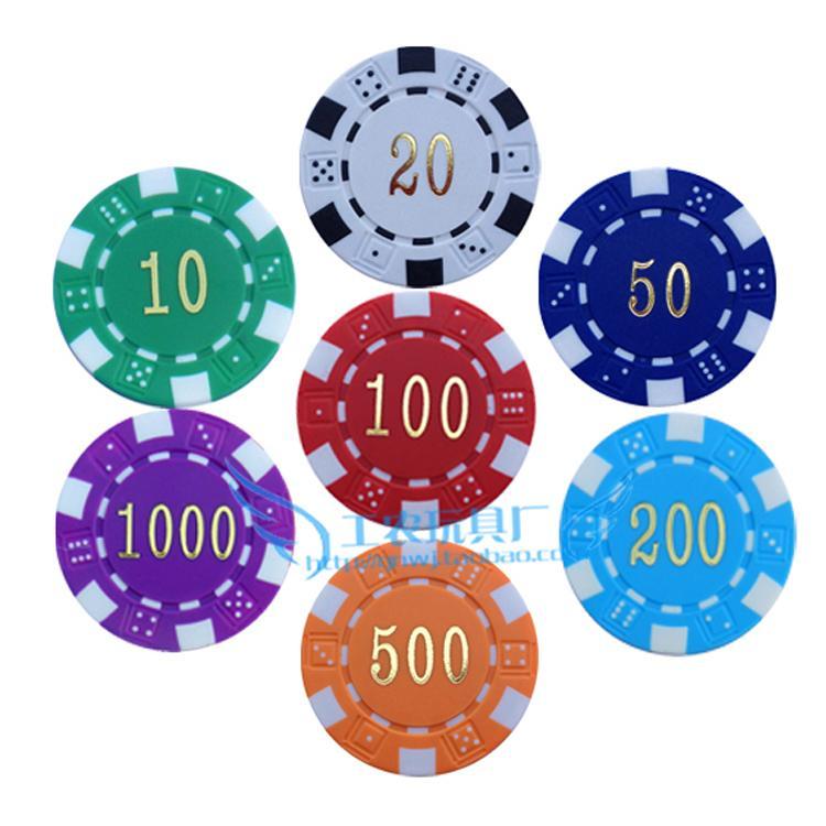 Poker Wieviel Chips Bekommt Jeder Spieler