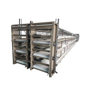 Poultry market price layer chicken battery cage for sale