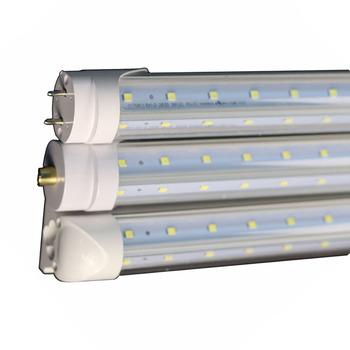 Two Sided Lighting V Shape Led Tube Light 4ft 5ft 6ft 8ft Cooler Door Led  Refrigerator Freezer Light - Buy Led Freezer Light,Led Refrigerator Light,V