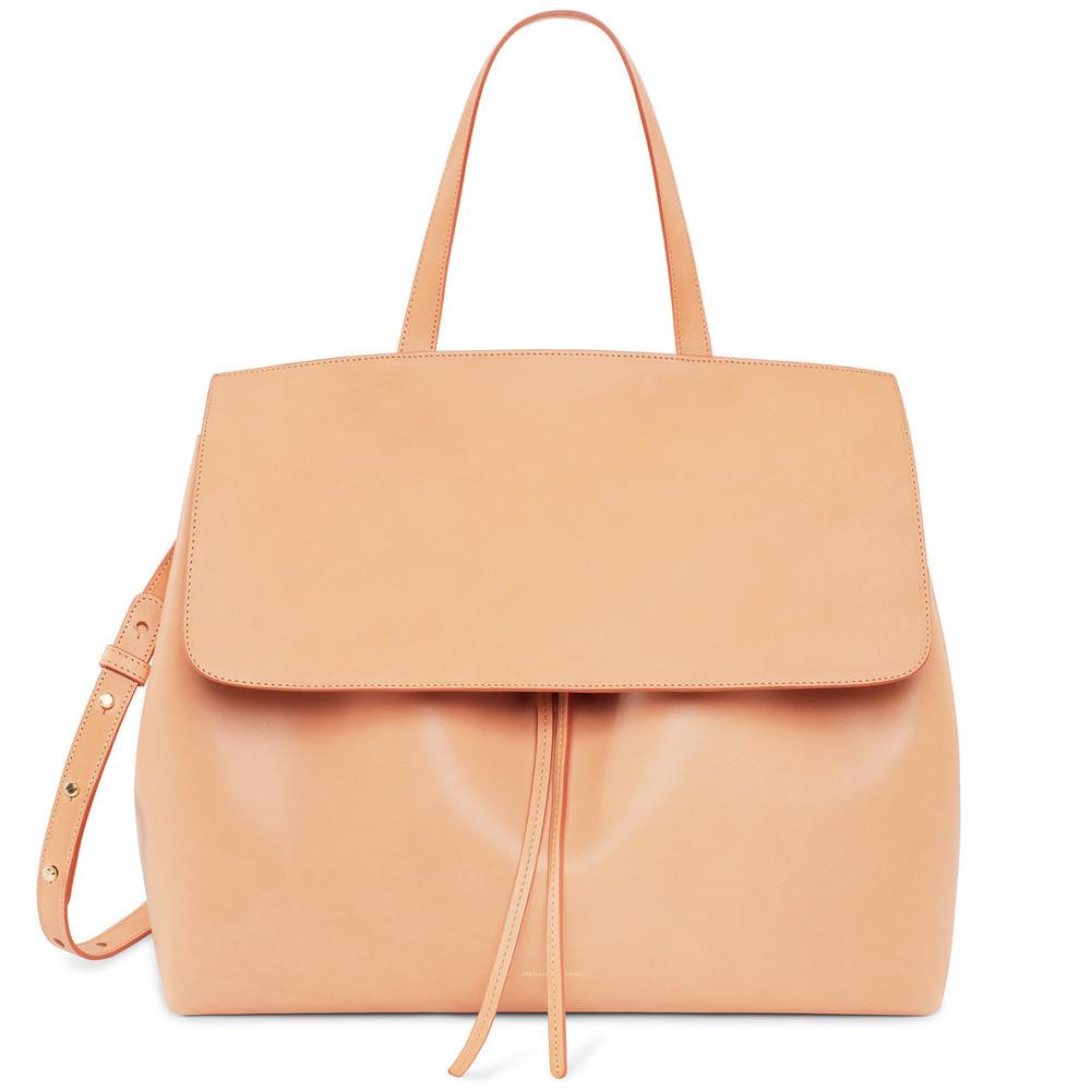 9ccd32ab5 Get Quotations · Style Mansur Gavriel Handbag Shoulder Bag Lady Bag Genuine  Leather Women Shoulder Bag Female Drawstring Handbag