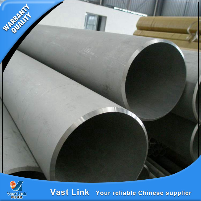 Construction and Industry used grade 304 316 316L 316Ti Seamless Stainless Steel Pipes