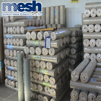hot sale new products hot dipped and electric galvanized welded wire mesh / cloture grillage rigide