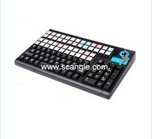 Teclado programable (SGT-KB92) mini bluetooth teclado con puerto usb