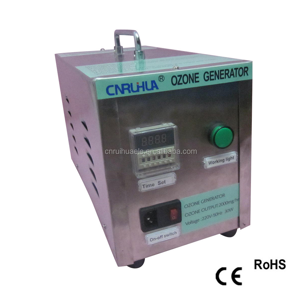 New style hot sell ewe price oxygen/ozone generator cells