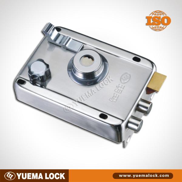 730-597 High Quality Anti-rust Rim Lock