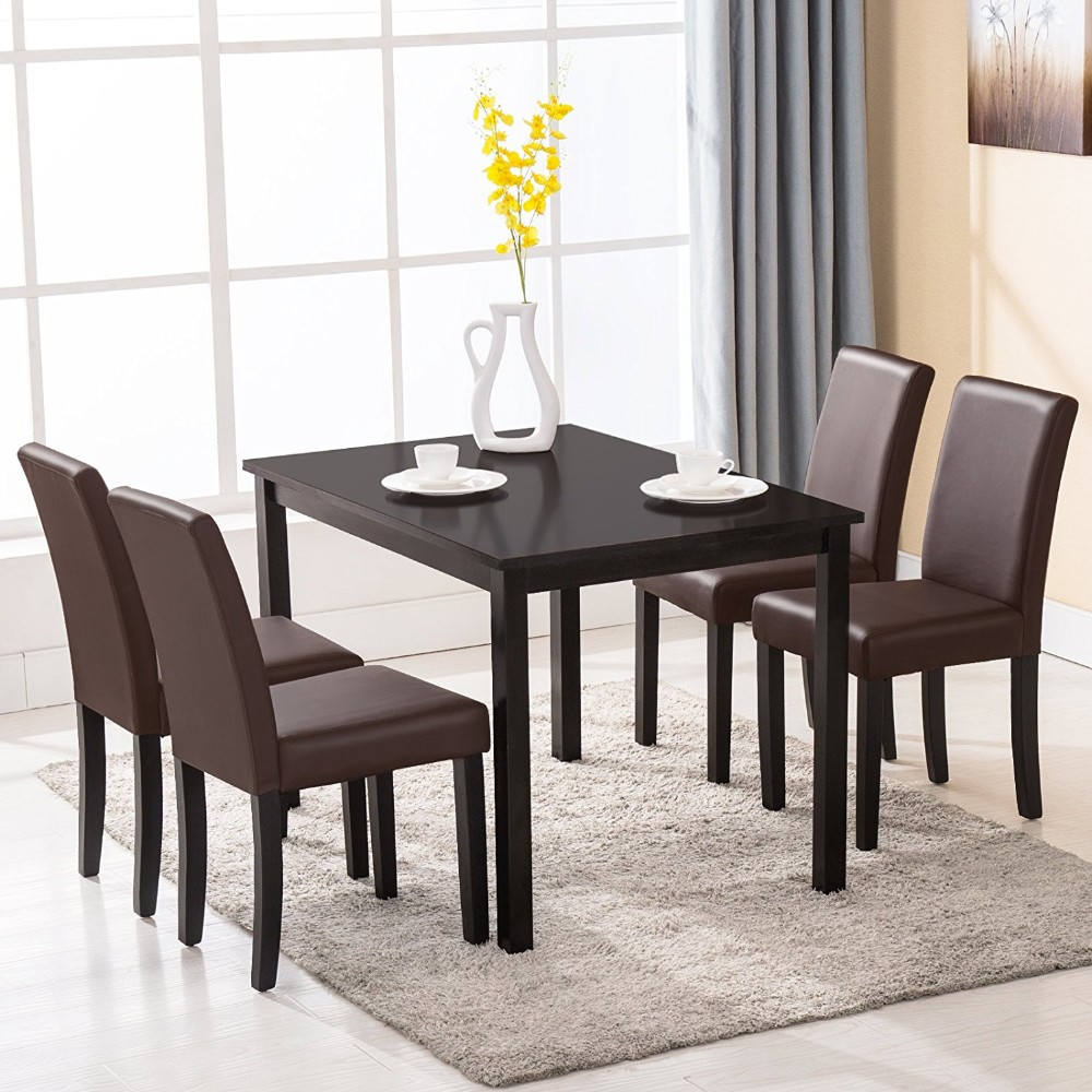 dining room tables for sale cheap | One Table And 4 Upholstered Chairs Alibaba Malaysia Used ...