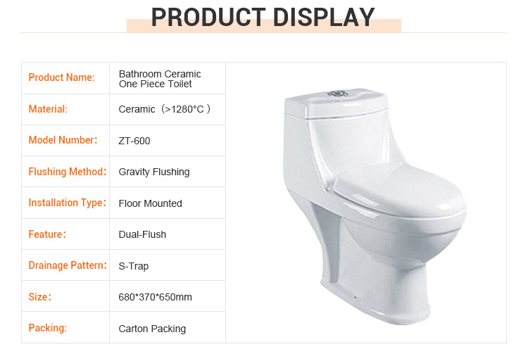 Pakistan 100MM Roughing-in ceramic sanitary ware one piece s-trap free standing bathroom wc toilet