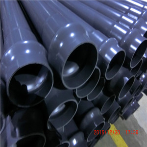 Direct factory UPVC/PVC-U/CPVC/PVC Pipe for Water Supply