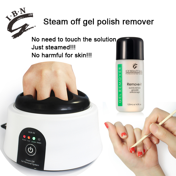 Steam Gel Polish Remover, Steam Gel Polish Remover Suppliers and ...