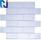 OEM mosaic glass tile and mosaic tile glass brick