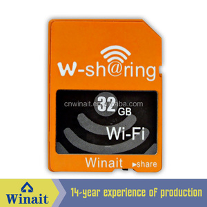 2014 new wifi SD card 8GB/16GB/32GB cheapest SD memory card WS-01