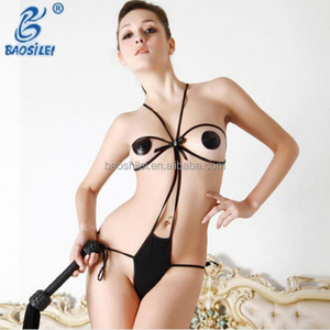 Fancy SM Transparent Lady Love Lingerie Show Women Body Chains Lingerie