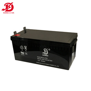 4 pieces 12v 200ah in series to be deep cycle battery 48v 200ah