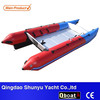 CE 6 passengers thundercat inflatable catamaran fishing boats for sale