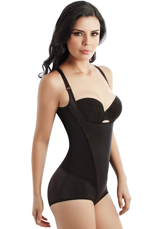 b0bbd5ea36649 Get Quotations · Fajate Virtual Sensuality Colombian Bodysuit Post-Partum