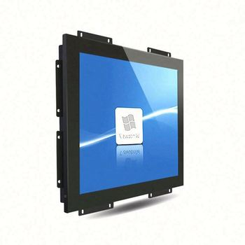 "No Frame LCD Monitor 15"" Square Touch Screen Open Frame LCD Monitor"
