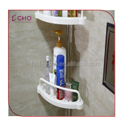 Echolux ABS bathroom corner shower caddy and shelf