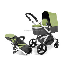 Travel system cheap price baby pram stroller 3-in-1 with EN1888