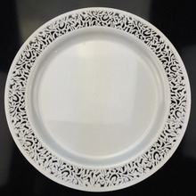 White Lace Plates White Lace Plates Suppliers and Manufacturers at Alibaba.com & White Lace Plates White Lace Plates Suppliers and Manufacturers at ...