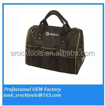 1680D polyester heavy duty Professional tool bag