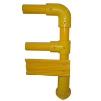 Corrosion Resistance Industrial FRP Handrail Accessories