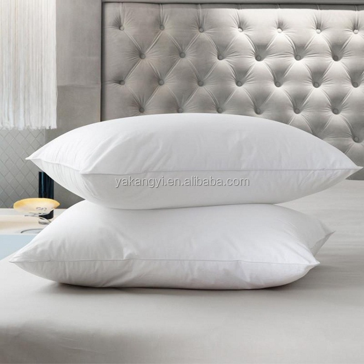 Bolster Microfiber Pillow Inserts For Hotel