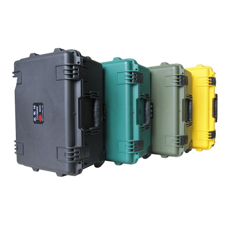 M2610 waterproof shockproof IP67 customize color PP <strong>plastic</strong> rescue carrying <strong>case</strong>