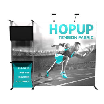 Display Stand For Exhibition : Magnetic pop up display stand exhibition booth for advertising