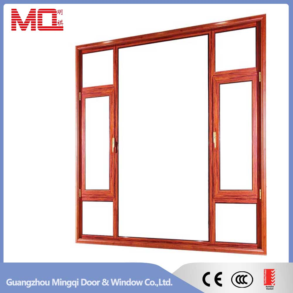 Hot sale thermal break aluminum alloy swing windows