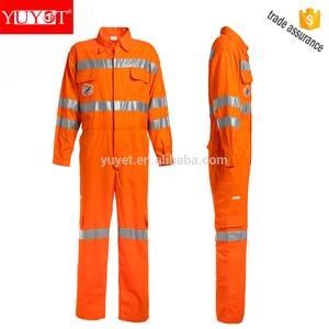 Cheap Fire Retardant Clothing >> Cheap China Bulk Wholesale Fire Retardant Clothing Orange Nomex Workwear