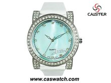 Fashion rhinestone watch for woman design in 2012