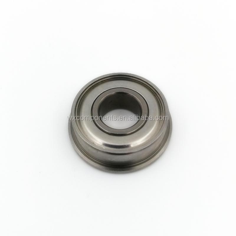 10pcs Flanged Miniature Ball Radial Bearing F683ZZ 2Z 3 x 7 x 3mm
