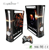 Peel and Stick Durable Stick Skin Sticker for Xbox 360 controller